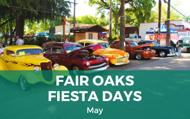 Fair Oaks Fiesta Days