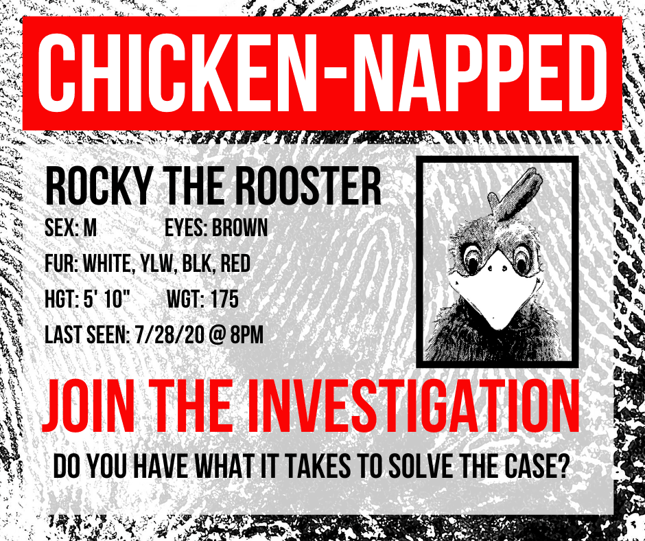 Chicken-Napped Event