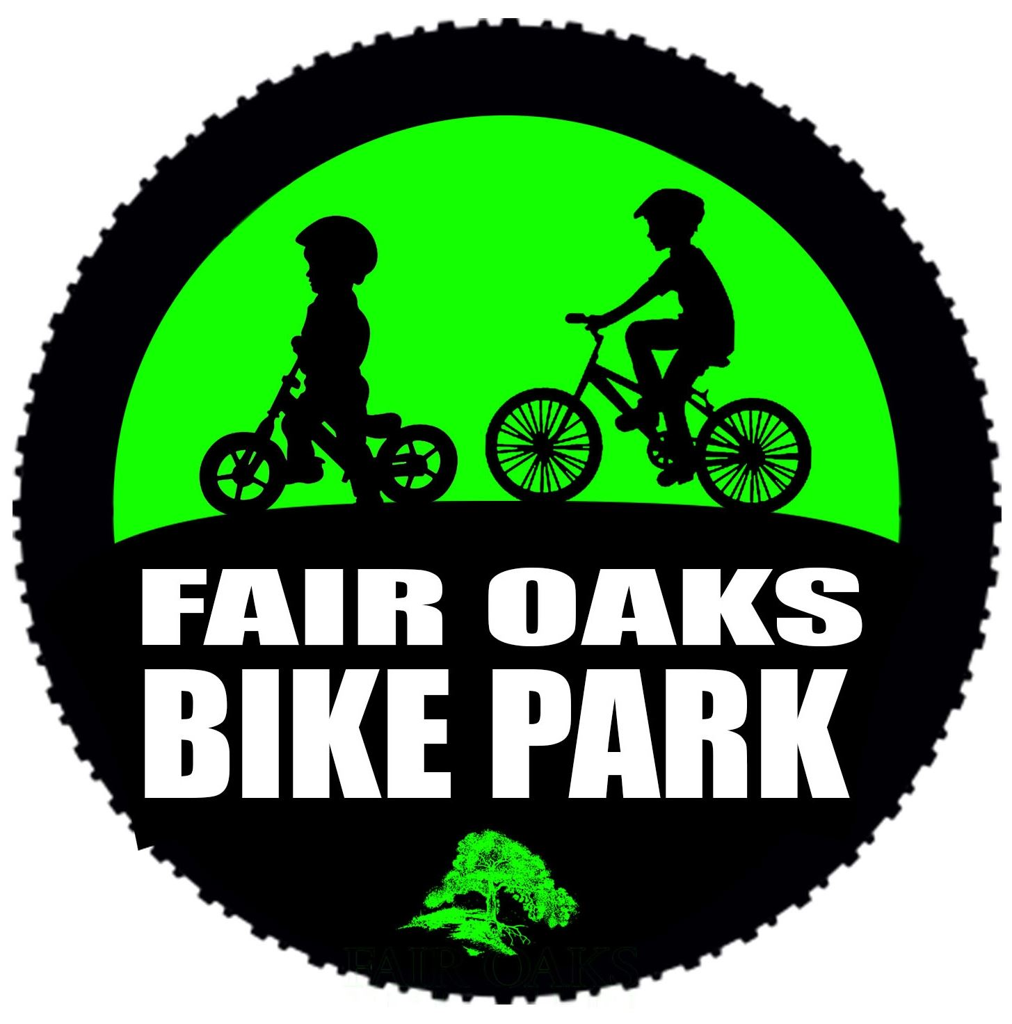 Fair Oaks Bike Park Logo