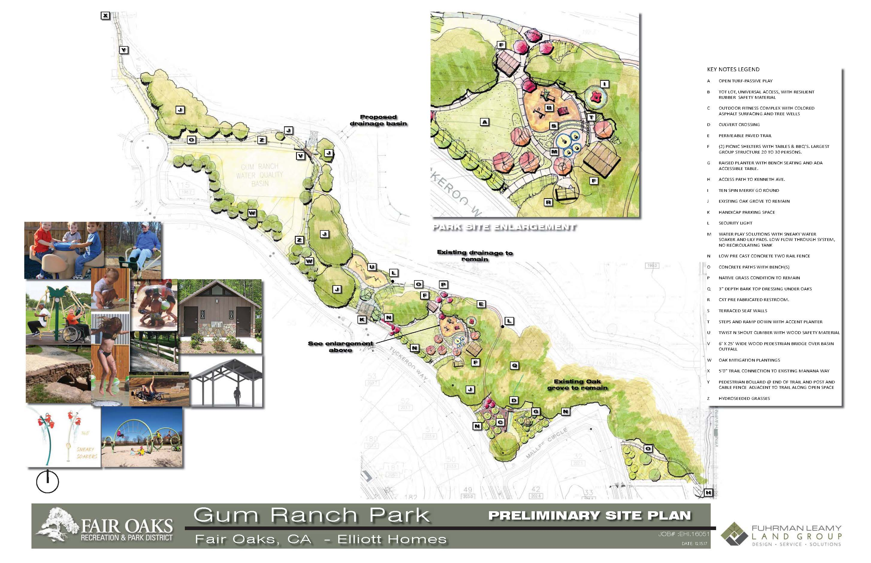 Rendering of Gum Ranch Park