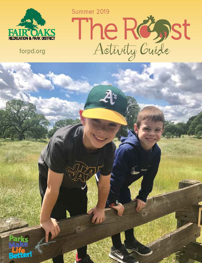 The Roost May-August 2019 Cover