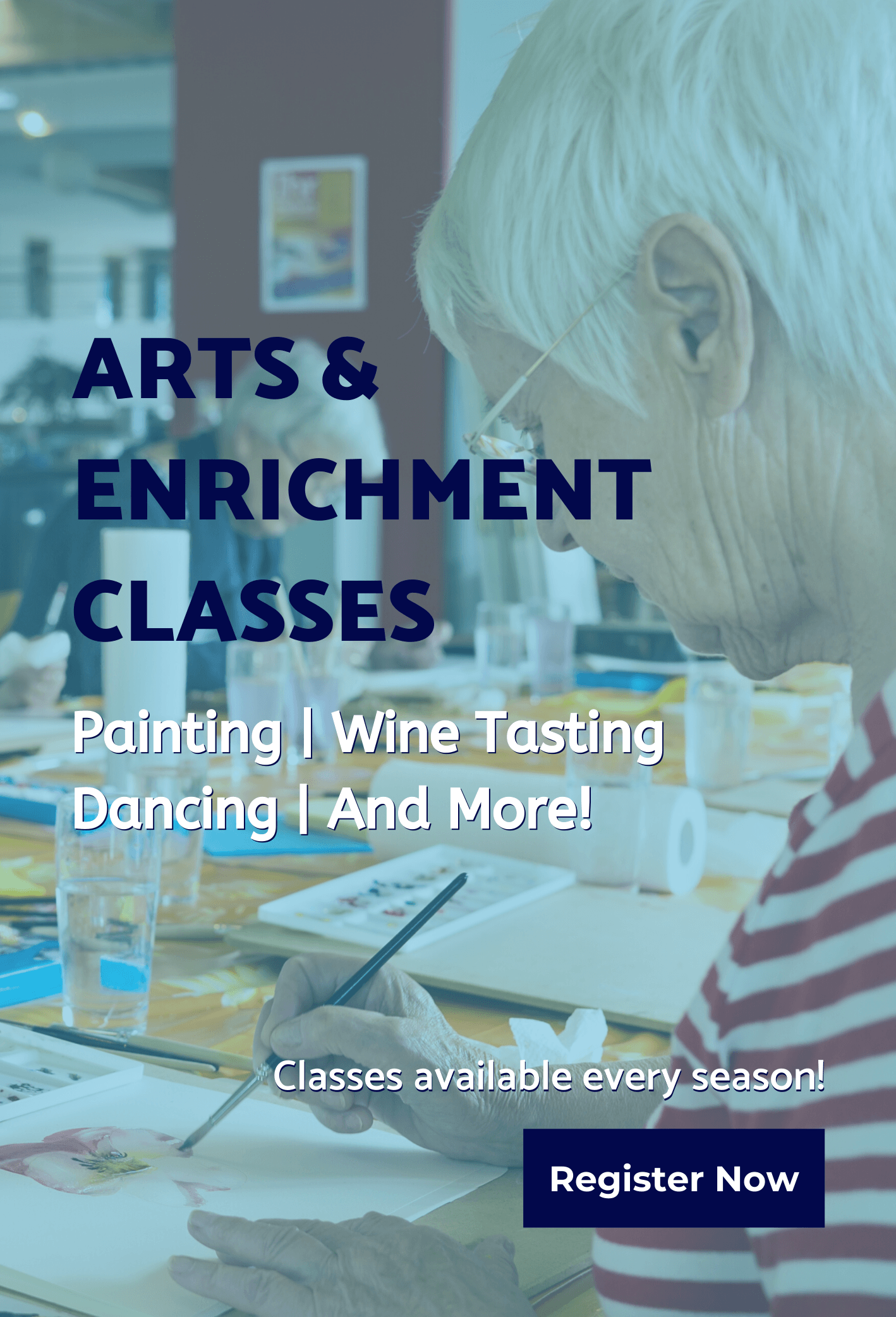 Arts and Enrichment Classes