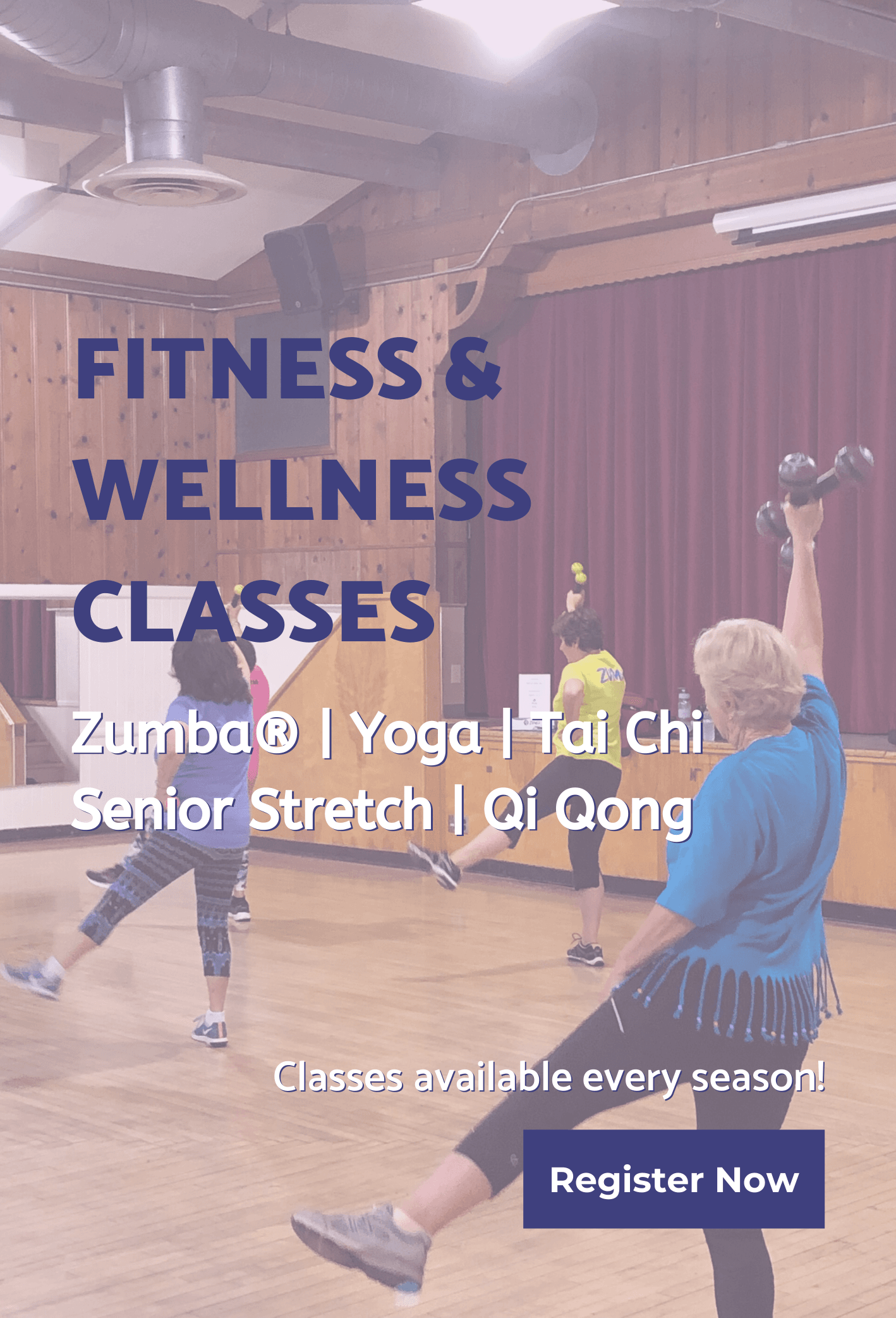 Fitness and Wellness Classes