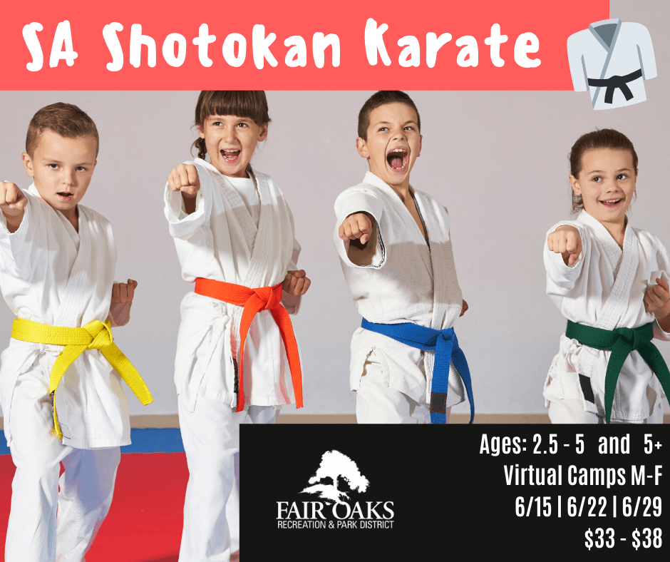 SA Shotokan Virtual Karate