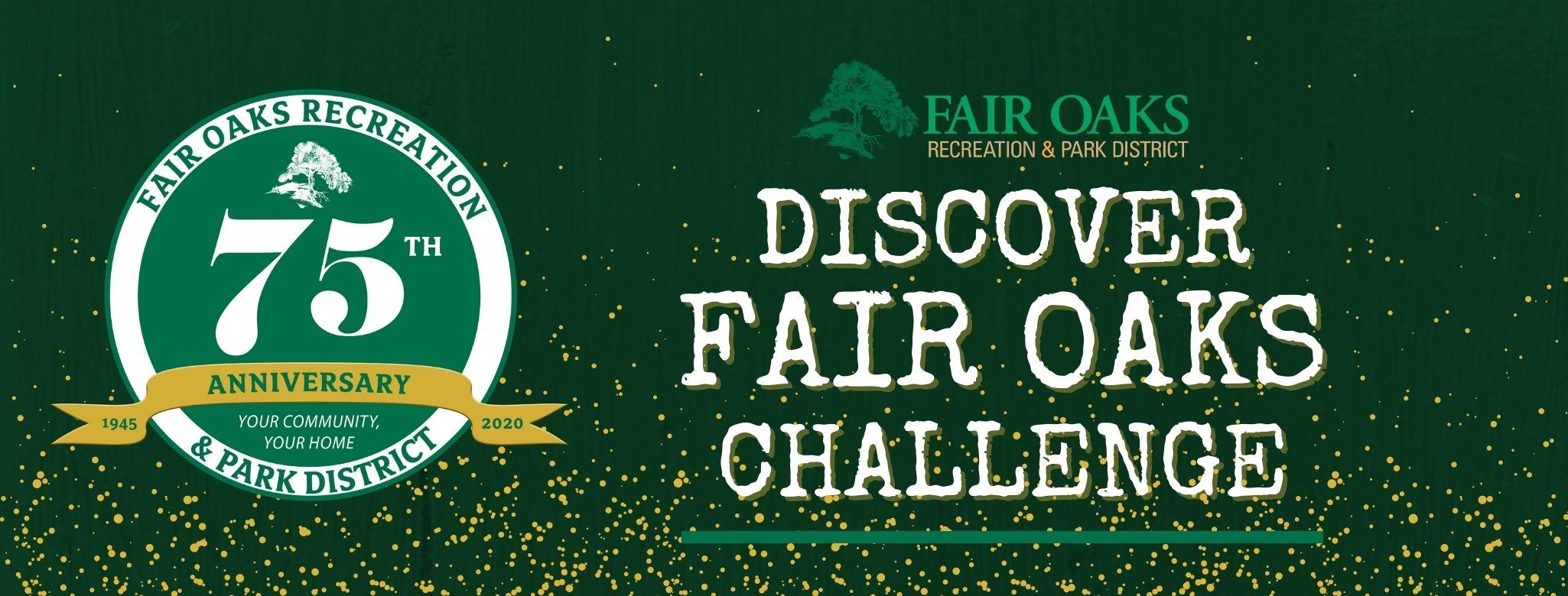 75th Anniversary Discover Fair Oaks Challenge