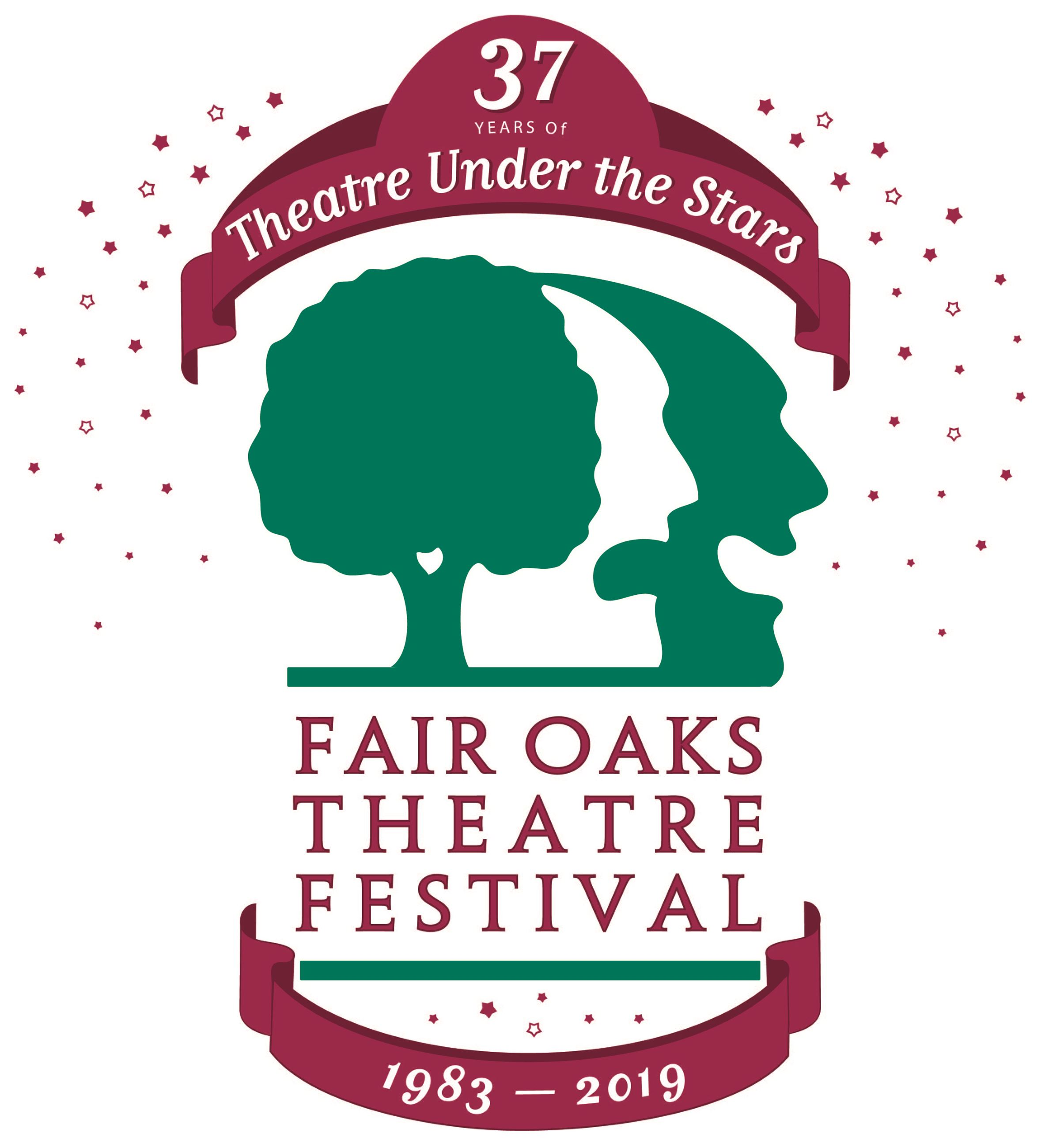 Fair Oaks Theatre Festival logo