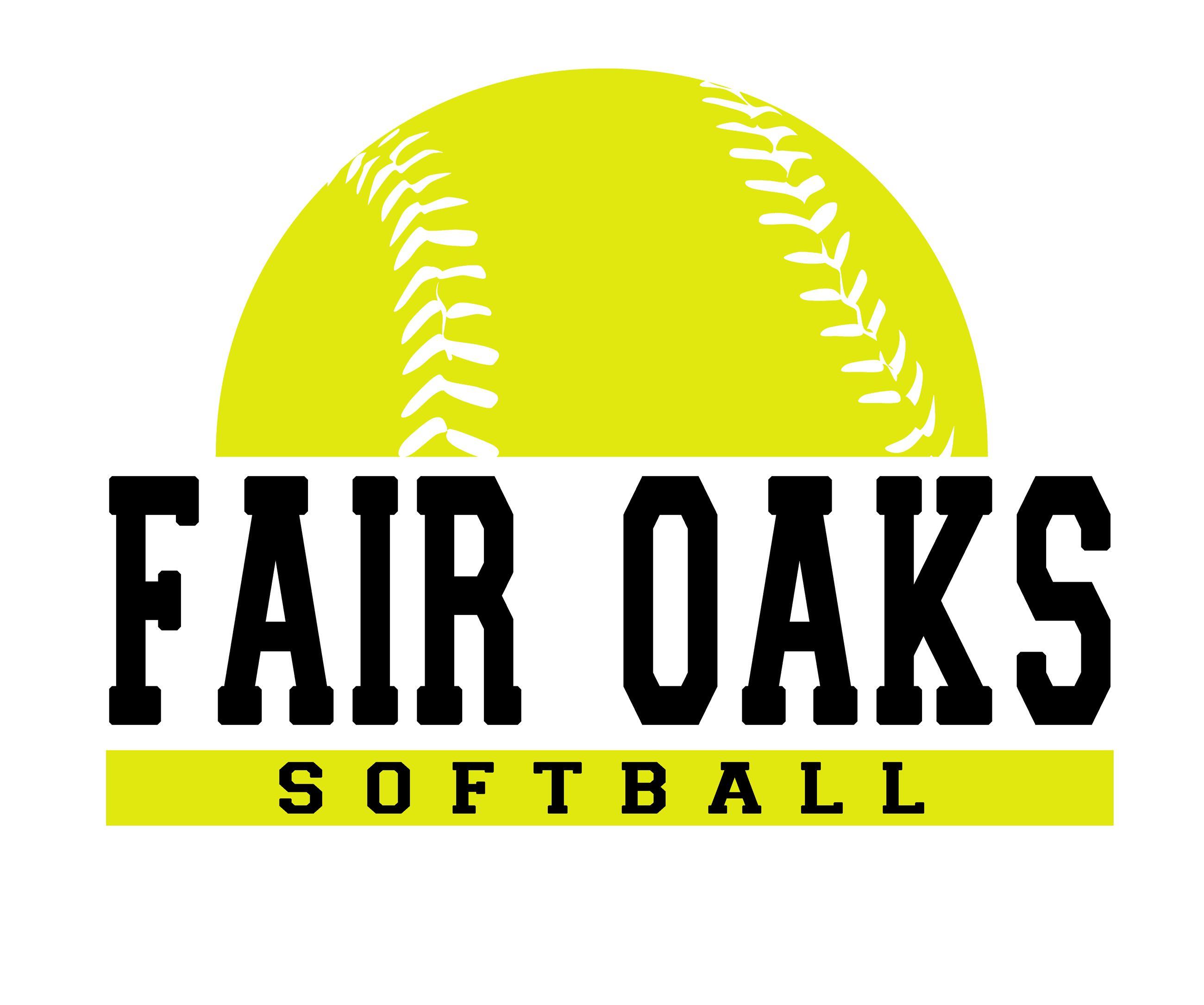 FORPD Softball Logo